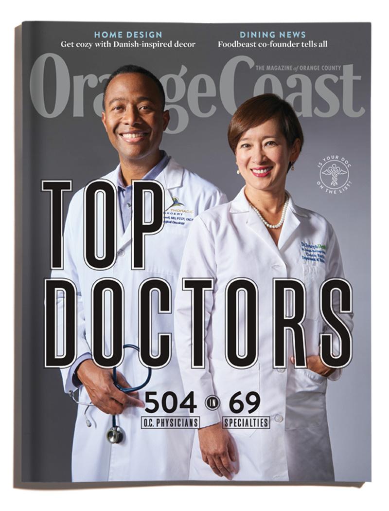 Orange Coast Magazine Subscription Renewal