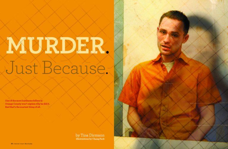 Murder. Just Because.
