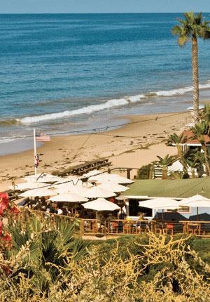 Orange Coast waterfront dining