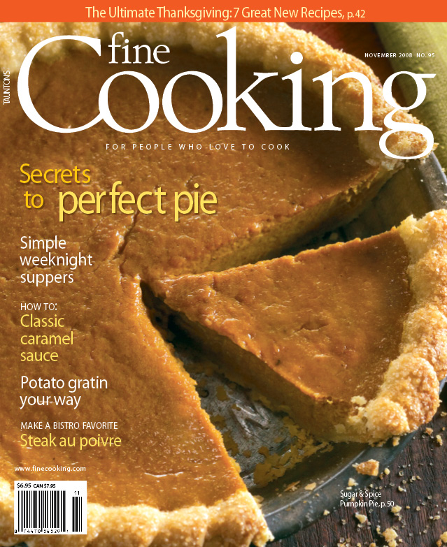OC Mag staff faves:  Was the just-right pumpkin pie willed into existence?
