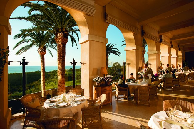 Wine tour of Italy at Pelican Hill