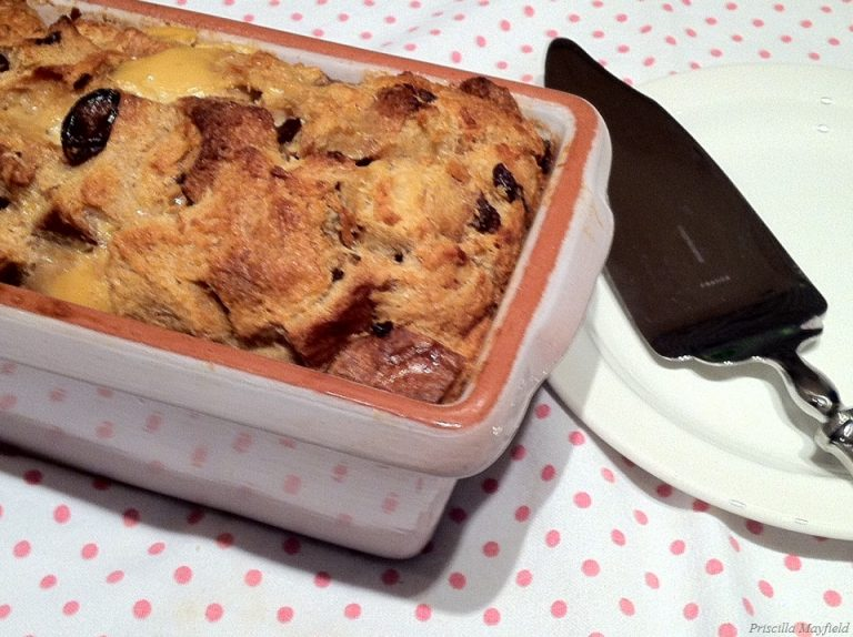 A foregone bread-pudding conclusion