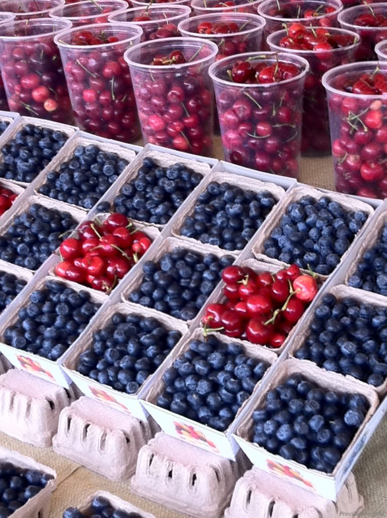 RSM Farmers Market: Indulge in a little fruit & veg provisioning of a Friday afternoon