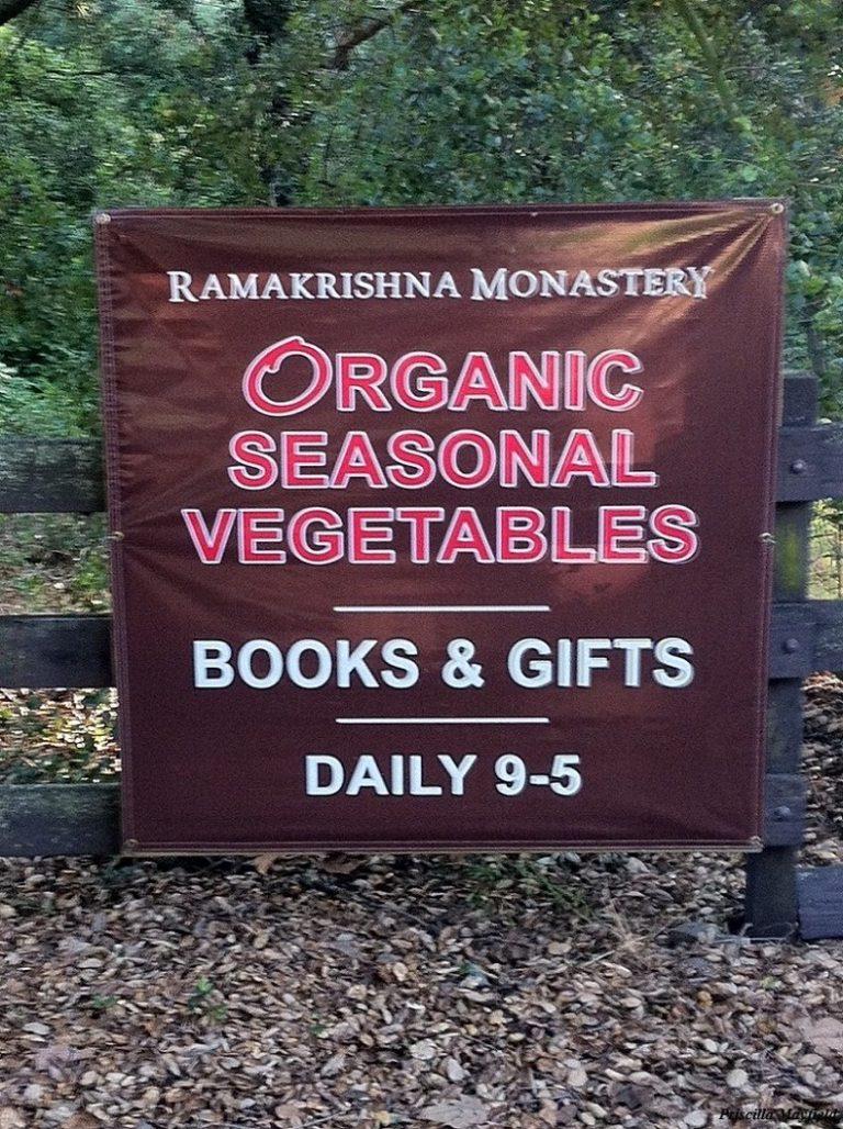 New sign—same (excellent) vegetables