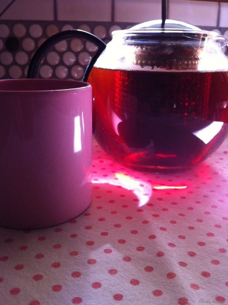 Tea in O.C.:  Changing My Tea Mind