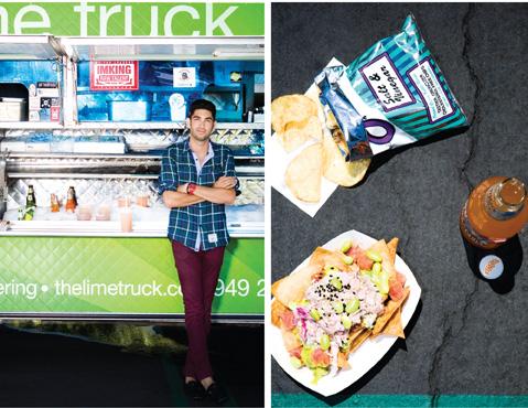 Food Trucks in Orange County