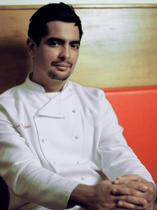 At a Crossroads with chef Aarón Sanchez