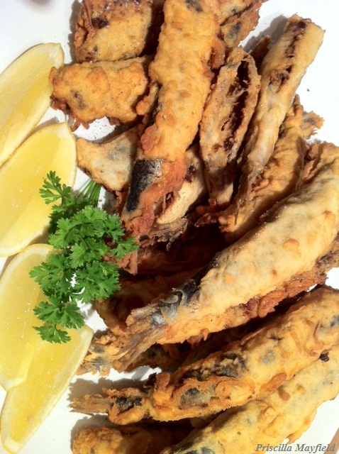 What did we cook: Serendipitous Sardines