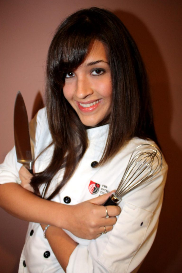 Art Institute Culinary Arts Student is Already a Fresh Chef