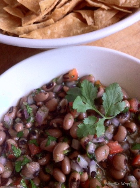 What Did We Cook: Texas Caviar