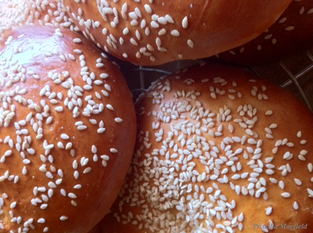 A Non-Exhaustive Consideration of O.C. Burger Buns—and Research Continues