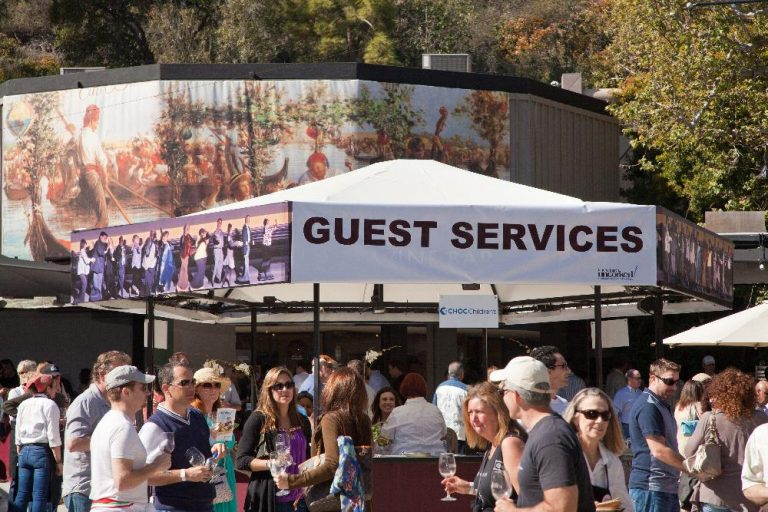 Wine in O.C.:  A Tale of Two Fests