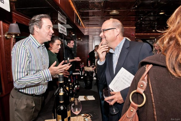 Wine in O.C.:  Grand Tasting Tour, Newport Beach