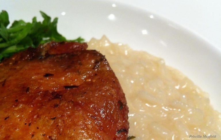 What Did We Cook: Chicken (Thighs) Under a Brick
