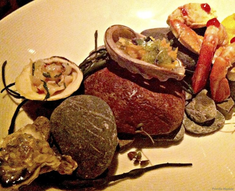 Stonehill Tavern Chef's Tasting Menus—Farewell to Foie, and Beyond