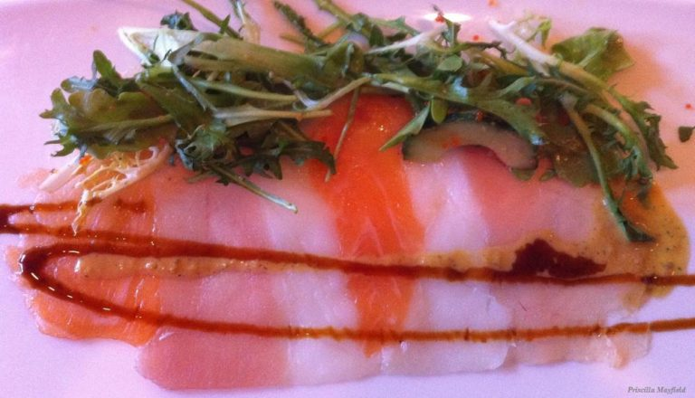 Skuna Bay Salmon, and More, New on the Menu at Taps in Brea