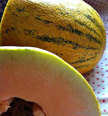 Market Special: Persian Melon