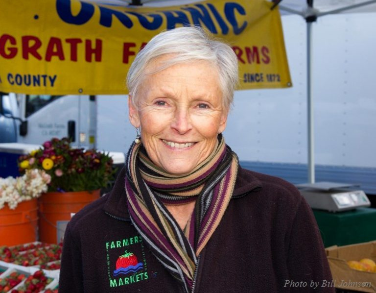 Laura Avery of the Santa Monica Farmers Market Calls Fullerton Home―For Now