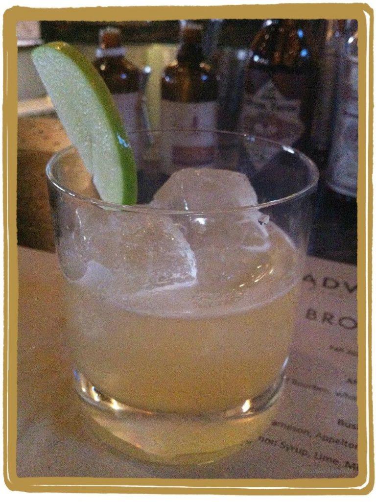 Cocktails in O.C.:  Raising the Fall Bar at Broadway in Laguna Beach