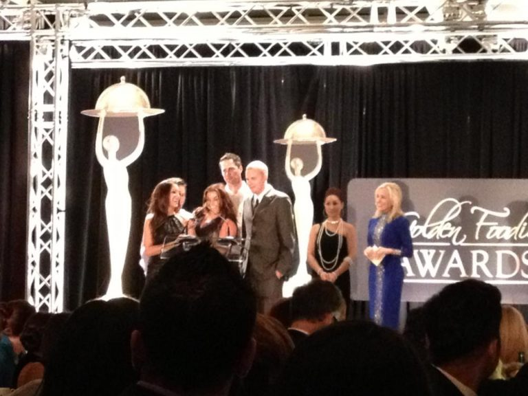 It's a Wrap for the Golden Foodie Awards—Restaurateurs and 'Real Housewives'