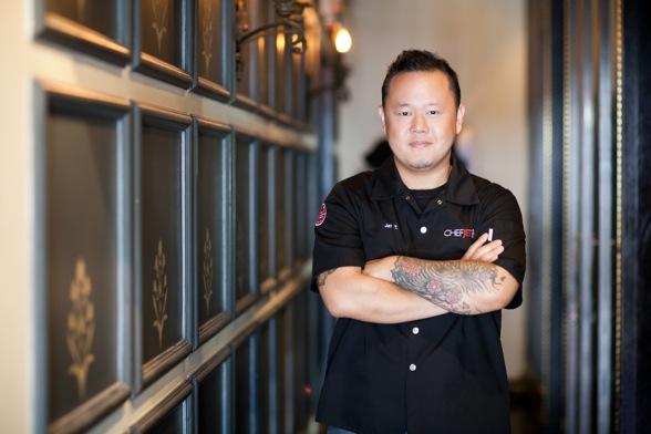 Chef Jet Tila's 'The SoCal Restaurant Show'—Food on the Radio FTW!