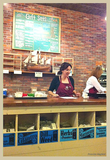 Class is in Session at Savory Spice Shop in Corona del Mar