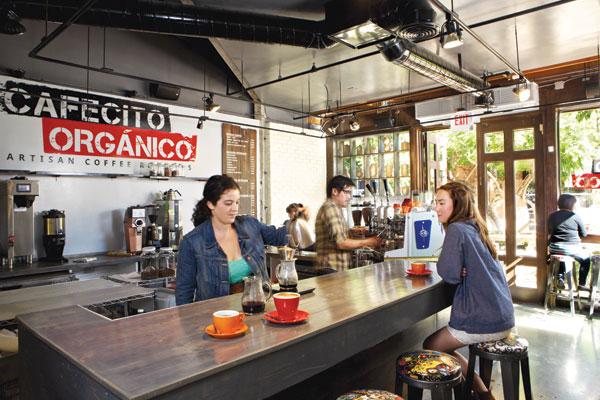 Coffee Shops: True Brew