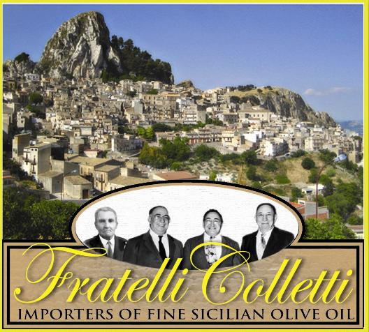 Fratelli Colletti Olive Oil―Straight From Sicily to San Clemente