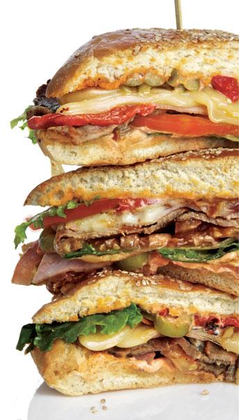 Argentine Sandwiches