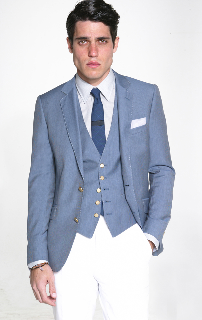 KEP made to measure men's fashion