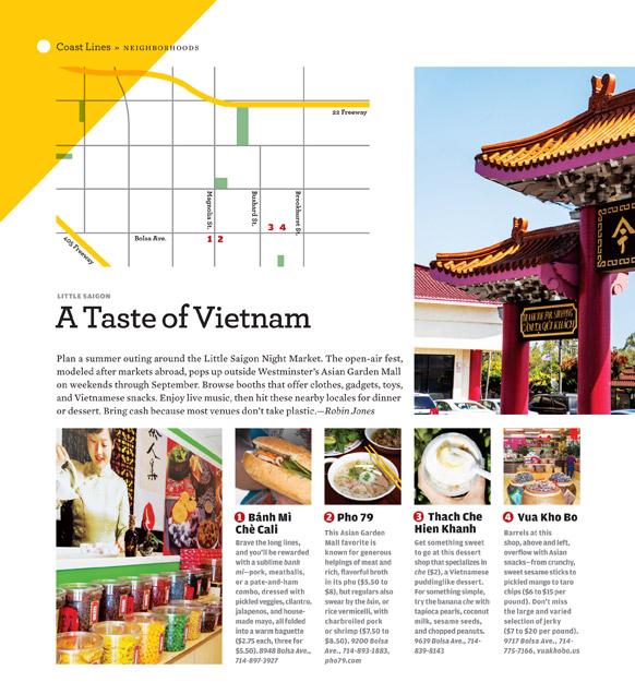 Neighborhoods – Little Saigon