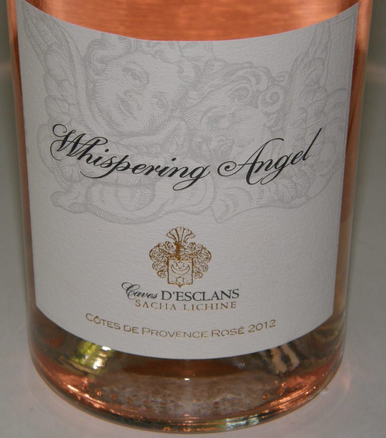 Must-Try of the Week: 2012 Whispering Angel Côtes de Provence Rosé