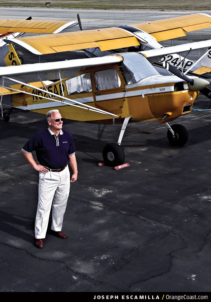Trade Secrets: Aerial Adman