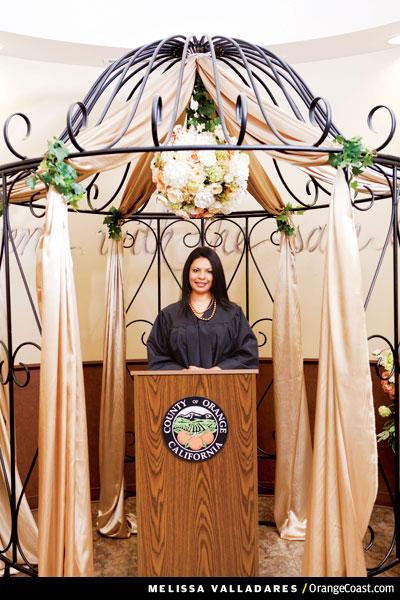 Trade Secrets: Wedding Officiate