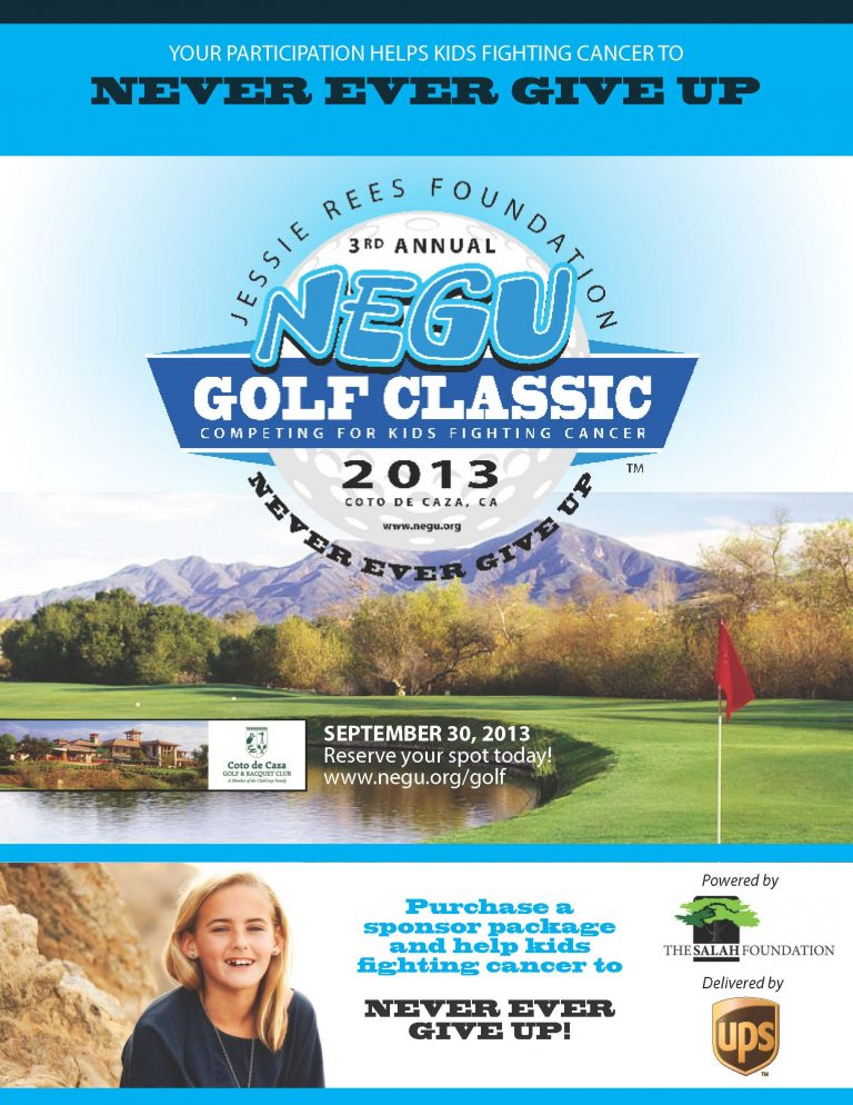 EVENT OF THE WEEK: Golf Classic