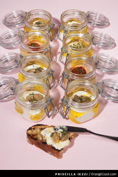 Best of 2013: Mini-Mason Jar Appetizers