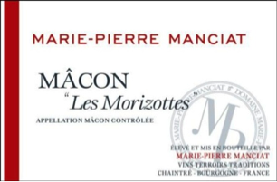 "Must-Try of the Week: Marie-Pierre Manciat 2011 Mâcon ""Les Morizottes"""