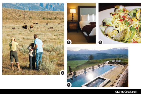 Perfect Getaway: Roughing It Right