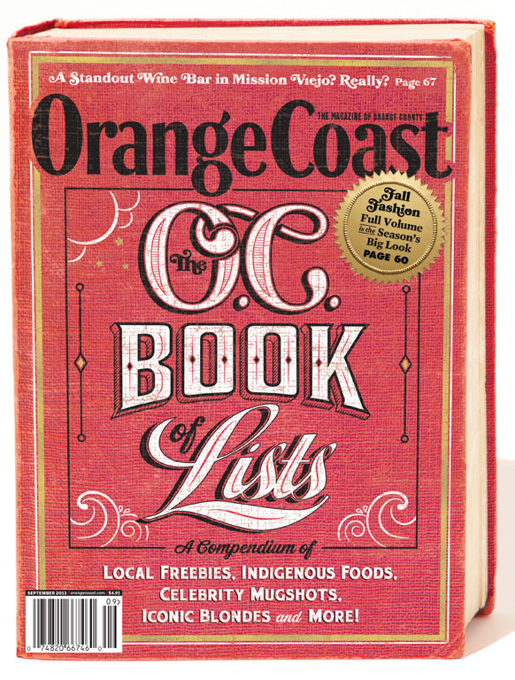 O.C. Book of Lists