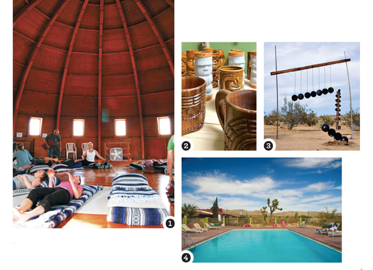 Perfect Getaway: Yucca Valley & Joshua Tree