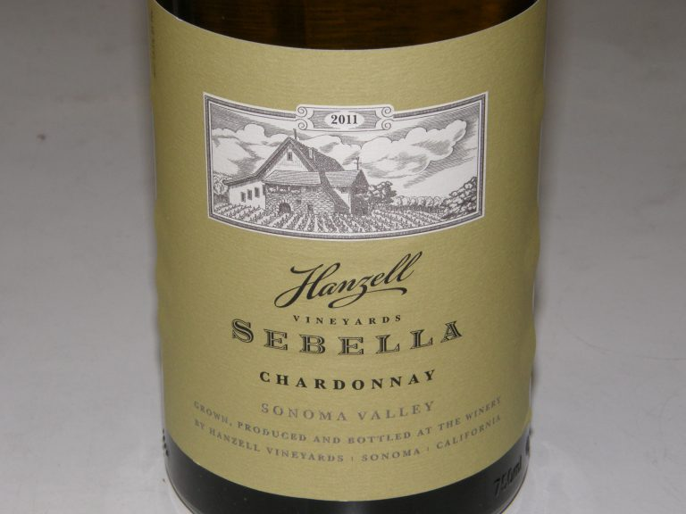 "Must-Try Wine of the Week: 2011 Hanzell ""Sebella"" Sonoma Valley Chardonnay"