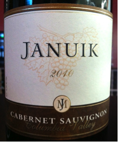 Must-Try Wine of the Week: Januik 2010 Columbia Valley Cabernet Sauvignon
