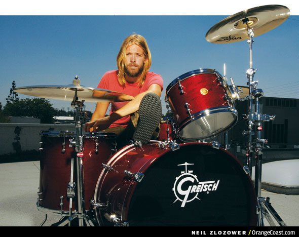 Part-Time Foo Fighter: Taylor Hawkins
