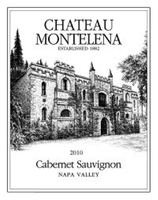 Must-Try Wine of the Week: Chateau Montelena 2010 Napa Valley Cabernet Sauvignon