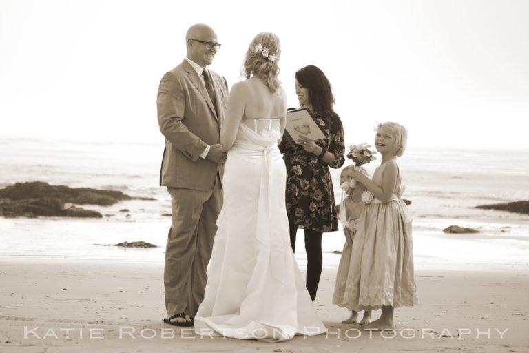 We Helped Create a Wedding!