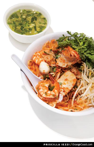 The Global Diner: Hu Tieu