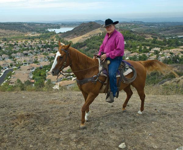 Meet Orange County's Uncommon Cowman