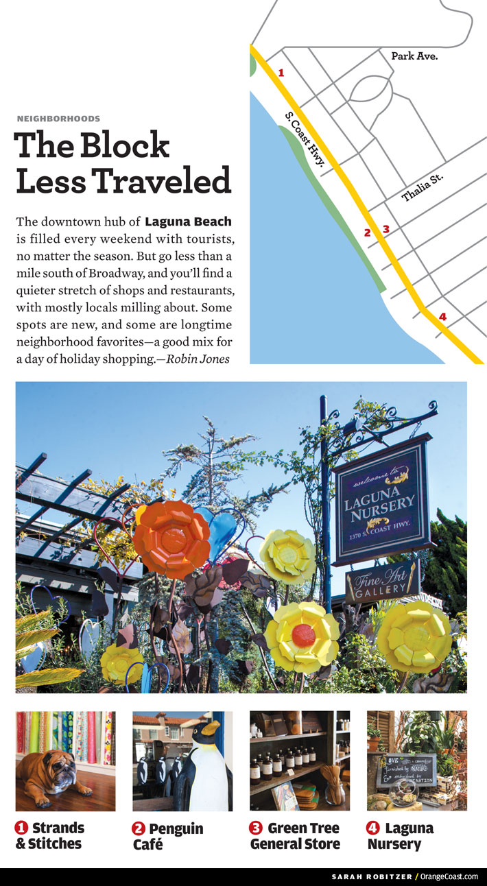 Neighborhoods: Laguna Beach