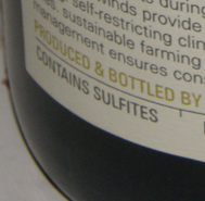 Sulfites in Wine: The Doctor Speaks Out