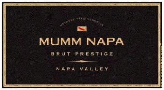 Must-Try Wine of the Week: Mumm Napa NV Brut Prestige Sparkling Wine, Napa Valley